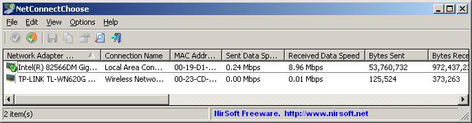 Windows 7 NetConnectChoose 1.06 full