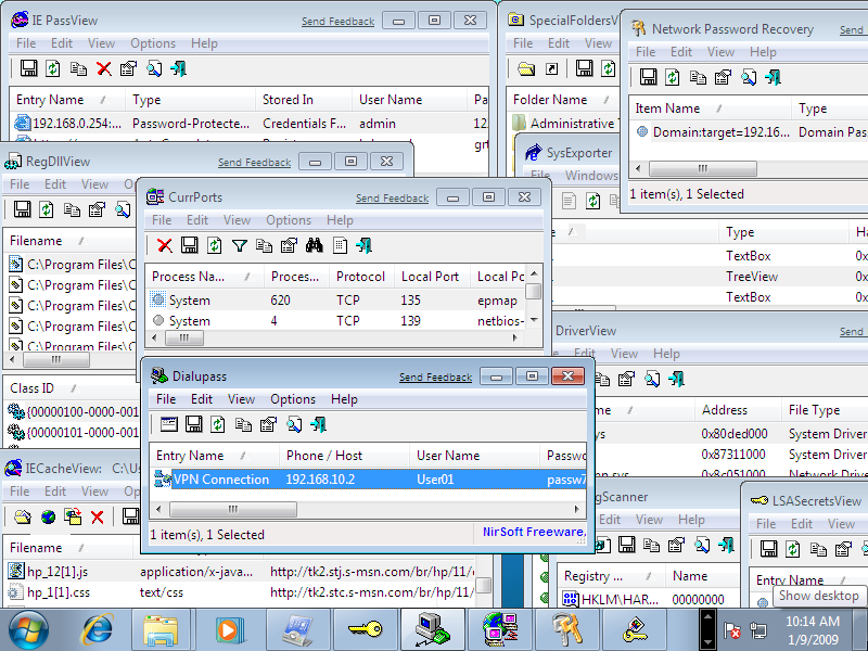 NirBlog » Blog Archive » NirSoft utilities on Windows 7 Beta